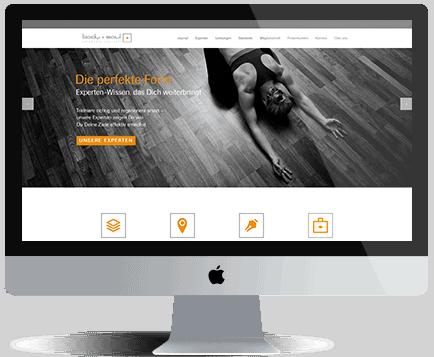 webdesign München boso