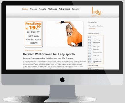 webdesign München lasp
