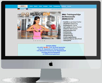 webdesign München mogy