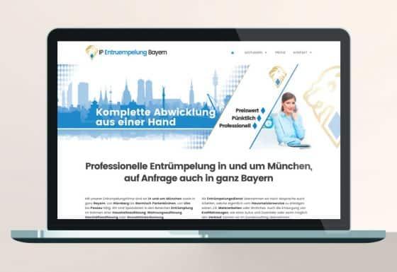 Webdesign IP München