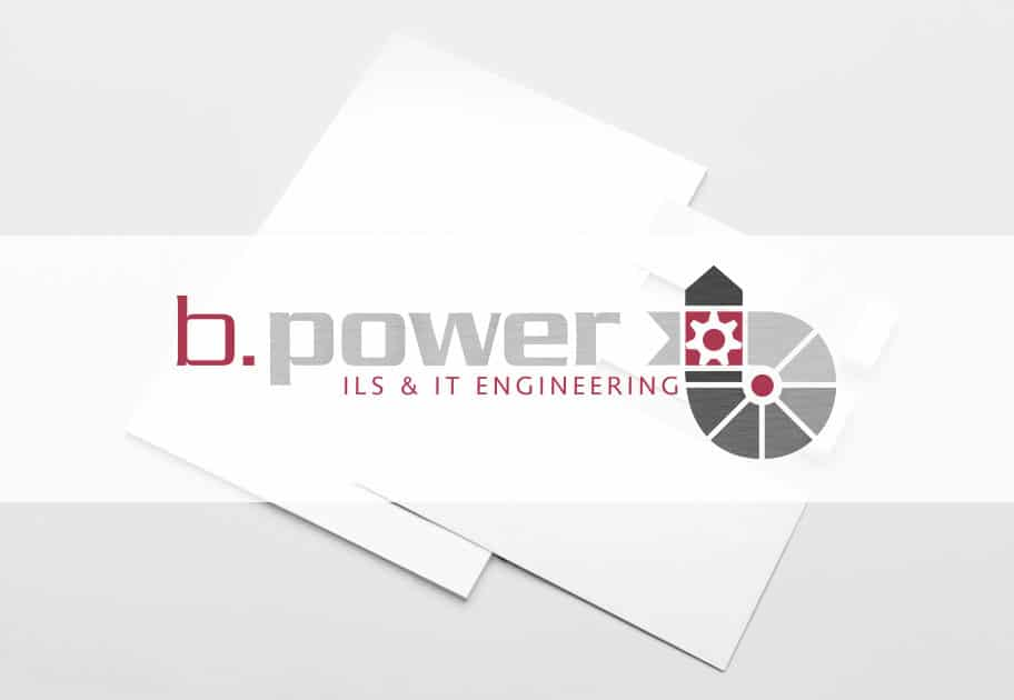 München Logo Design – bp