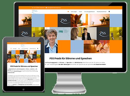 wordpress website praxis