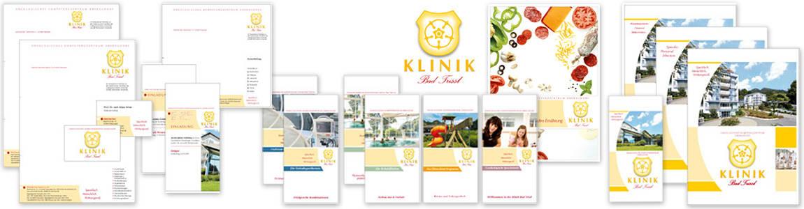 corporate design klinik