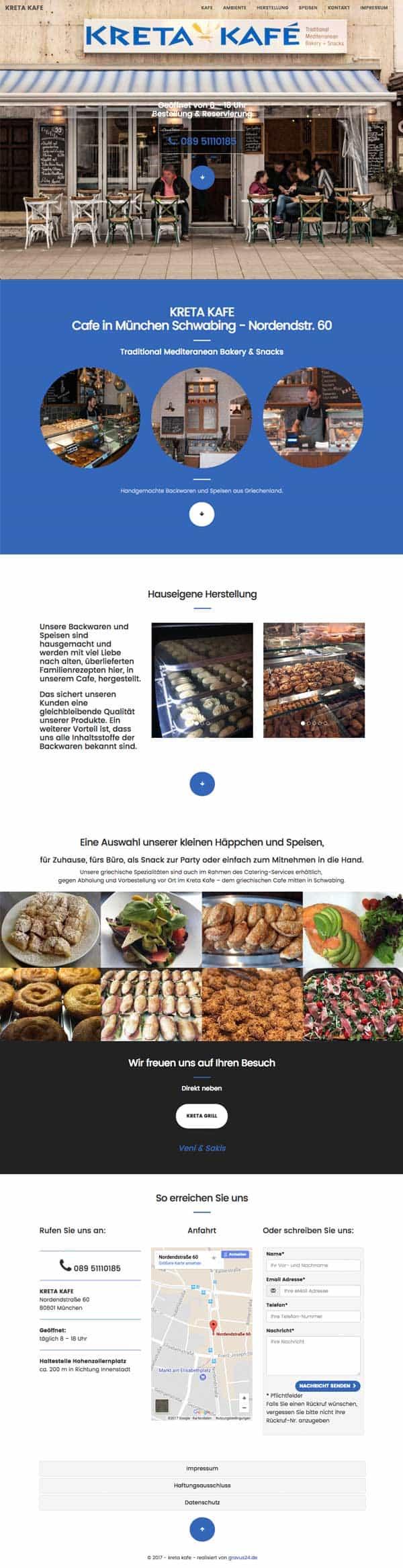website start 750 bsp 1 München