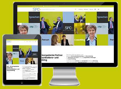 corporate webdesign coaching