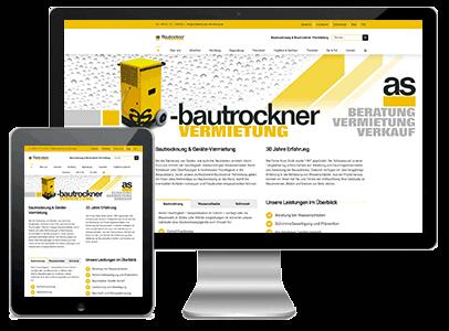corporate webdesign vermietung