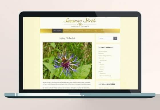 WordPress Website & Webdesign Sürth